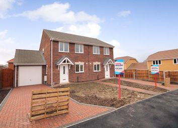 Thumbnail 2 bed semi-detached house for sale in Twinstead, Wickford