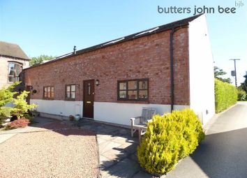 Thumbnail 3 bed barn conversion for sale in Lakesedge, Stone, Staffordshire