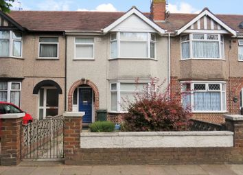 Thumbnail 2 bed terraced house for sale in Westhill Road, Coundon, Coventry
