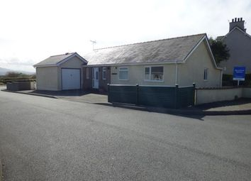 Thumbnail 3 bed bungalow for sale in Heol Y Wal, Newborough, Anglesey, Sir Ynys Mon