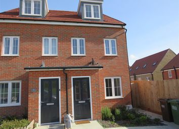 Thumbnail 3 bedroom semi-detached house to rent in White Clover Close, Stone Cross, Pevensey