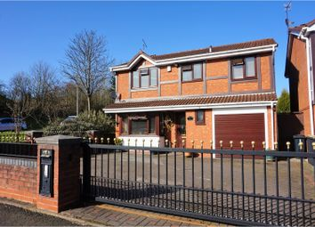 Thumbnail 4 bed detached house for sale in Sovereign Drive, Dudley