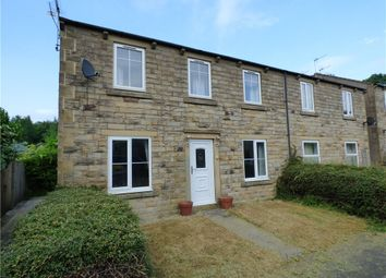 Thumbnail 2 bed flat to rent in Kendal Close, Hellifield, Skipton, North Yorkshire