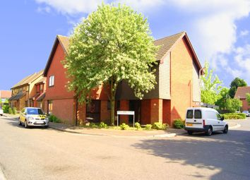 Thumbnail 1 bed flat to rent in Ryeland Close, West Drayton, Middlesex