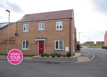 3 bed detached house for sale in Tiber Court, Spalding PE11