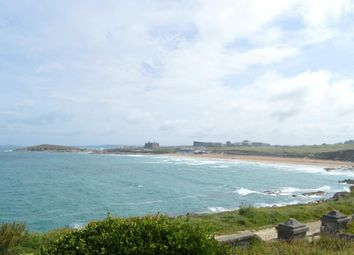 Thumbnail 2 bed detached bungalow for sale in Esplanade Road, Newquay, Cornwall