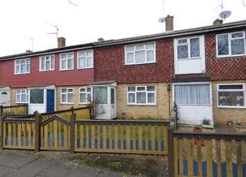 Thumbnail 2 bed terraced house for sale in Lutton Grove, Peterborough, Cambridgeshire