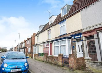 Thumbnail 4 bed terraced house for sale in Church Road, Gorleston, Great Yarmouth
