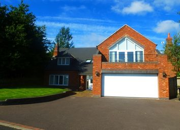 Thumbnail 4 bed property to rent in Lawnswood Close, Etwall, Derby