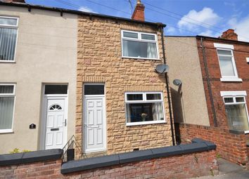 Thumbnail 3 bed semi-detached house for sale in Central Street, Hasland, Chesterfield