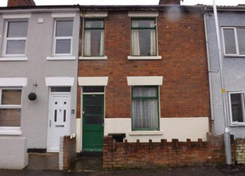 Thumbnail 3 bedroom terraced house for sale in William Street, Swindon, Wiltshire
