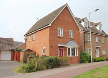 Thumbnail 3 bedroom detached house for sale in Wilkinson Drive, Grange Farm, Kesgrave, Ipswich