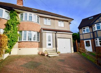 Thumbnail 5 bedroom semi-detached house for sale in Gaywood Road, Ashtead