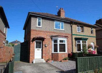 Thumbnail 2 bed semi-detached house to rent in The Stray, Darlington