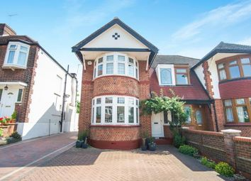 Thumbnail 4 bedroom semi-detached house for sale in The Birches, Grange Park, London