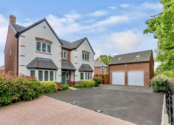 Marlpit Close, Dickens Heath, Solihull B90. 5 bed detached house