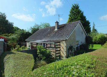 Thumbnail 3 bed detached bungalow for sale in Newleaze Park, Broughton Gifford, Melksham, Wiltshire