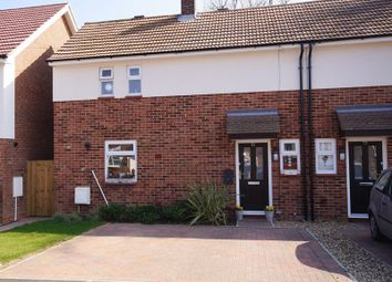 Thumbnail 2 bedroom semi-detached house for sale in Woodcock Avenue, Walters Ash, High Wycombe