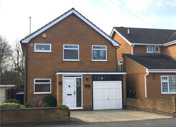 Thumbnail 3 bed detached house for sale in Melton Avenue, Littleover, Derby