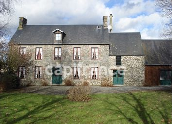Thumbnail 7 bed property for sale in Basse-Normandie, Manche, Saint Lo