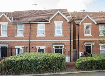 Thumbnail 2 bed semi-detached house for sale in Robb Close, Irthlingborough, Wellingborough