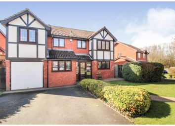 Thumbnail 5 bed detached house for sale in Harlech Way, Kidderminster