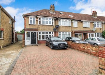 Thumbnail End terrace house for sale in Springwell Road, Heston, Hounslow
