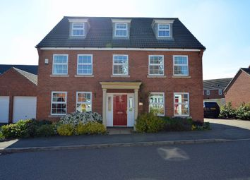 Thumbnail 5 bed town house for sale in Crackthorne Drive, Coton Meadows, Rugby
