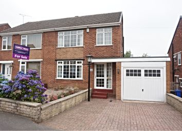 Thumbnail 3 bedroom semi-detached house for sale in Floodgate Drive, Sheffield