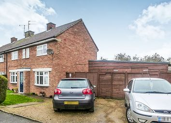 Thumbnail 3 bedroom semi-detached house for sale in Mill Road, Bozeat, Wellingborough