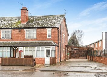 Thumbnail 3 bed semi-detached house for sale in Edgar Street, Hereford
