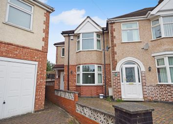 Thumbnail 3 bed end terrace house to rent in St. Christians Croft, Cheylesmore, Coventry