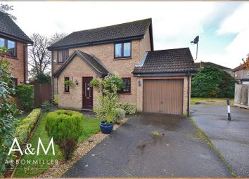 Thumbnail 3 bed detached house for sale in Wickets Way, Ilford