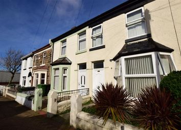 Thumbnail 2 bed terraced house for sale in Windsor Street, Wallasey, Wirral