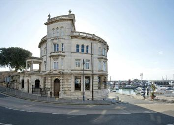 Thumbnail 3 bedroom flat to rent in Harbour Parade, Ramsgate