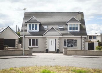 Thumbnail 4 bedroom detached house for sale in Redwell Drive, Whitehills, Banff, Aberdeenshire
