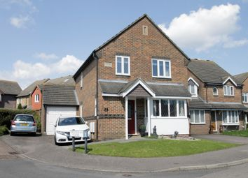 Thumbnail 3 bed detached house for sale in Sevenoaks Close, Belmont, Sutton, Surrey