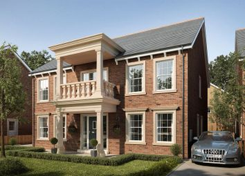 Thumbnail 5 bedroom detached house for sale in Plot 74, Mansion Gardens, Penllergaer, Swansea