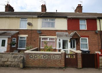 Thumbnail 2 bed terraced house for sale in Elm Road, Caister-On-Sea, Great Yarmouth