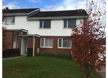 Thumbnail 2 bed flat to rent in Endfield Close, Exeter