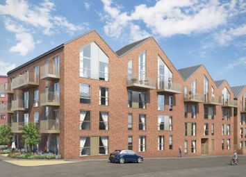 Thumbnail 1 bed flat for sale in Roscoe Road, Sheffield