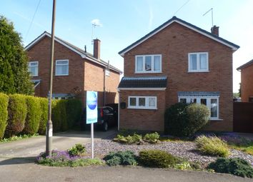 Thumbnail 4 bedroom detached house for sale in Lathkill Drive, Marehay, Ripley
