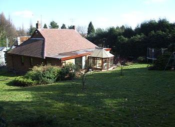 Thumbnail 5 bed detached bungalow to rent in Worrall Road, Sheffield