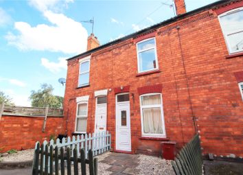 Thumbnail 2 bed terraced house for sale in Edna Street, Lincoln, Lincolnshire