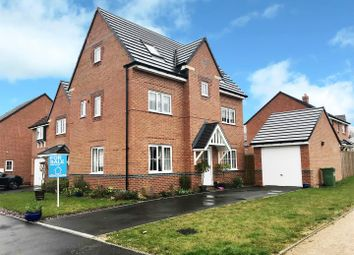 4 bed detached house for sale in Poplar Street, Shifnal TF11
