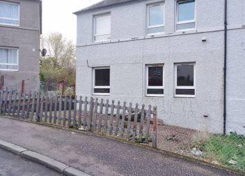Thumbnail 1 bed flat for sale in Greenfield Street, Alloa