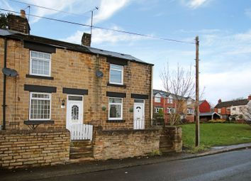Thumbnail 2 bed end terrace house for sale in Silver Street, Barnsley