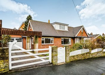 Thumbnail 4 bed bungalow to rent in North Cross Road, Cowcliffe, Huddersfield