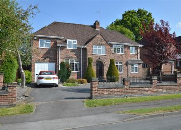 Thumbnail 4 bedroom detached house for sale in Evans Avenue, Allestree, Derby