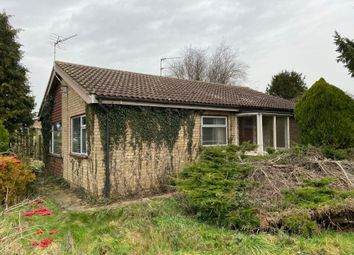 Thumbnail 2 bed bungalow for sale in 26 Lewis Close, Ashill, Thetford, Norfolk
